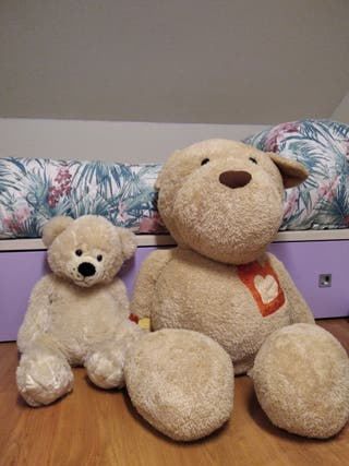 Conjunto de osos de peluche