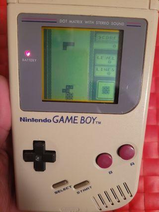 Game Boy clásica