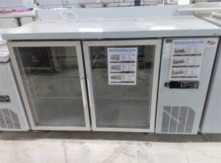 Frente mostrador NUEVO en 2-3 y 4 puertas cristal