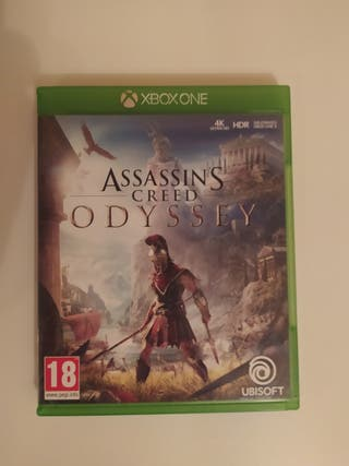 Assassins Creed odysey Xbox