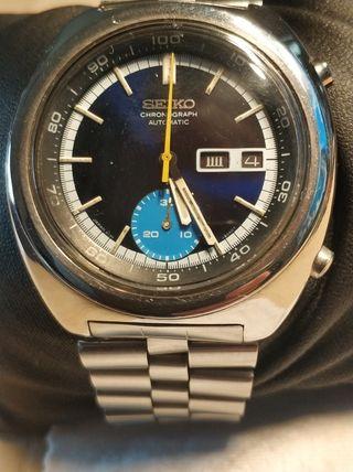 Seiko automático cronografo 6139