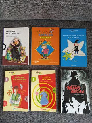 Libros varios infantil/juvenil