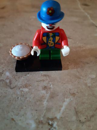 Minifigura lego Payaso