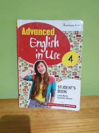Advance English in Use 4° Eso