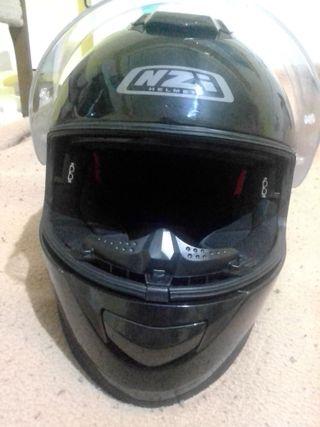 Casco moto integral