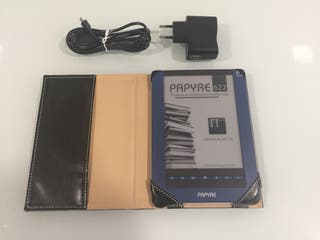 Ebook PAPYRE 622 + funda original+ cargador