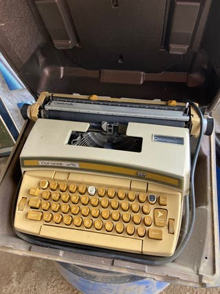Máquina de escribir smith-corona