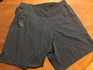 Pantalones cortos Salomon sense short T.L (Hombre)