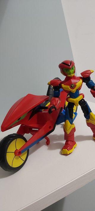 power players (axel + moto)