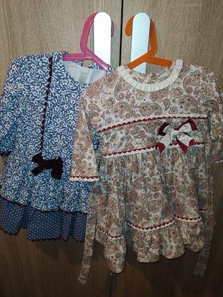 lote vestidos niña 4 años