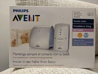 Vigilabebés Philips AVENT SCD510