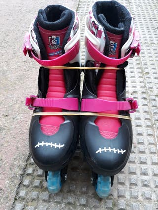 Patines niña Monster High