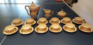 OFERTA!!!! Juego de cafe de 29 piezas de porcelana