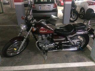 Honda Rebel 250 Poquisimos KMS!