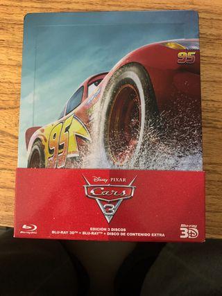 Cars 3 steelbook