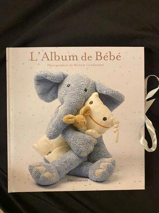 Album de Bébé- Vertbaudet