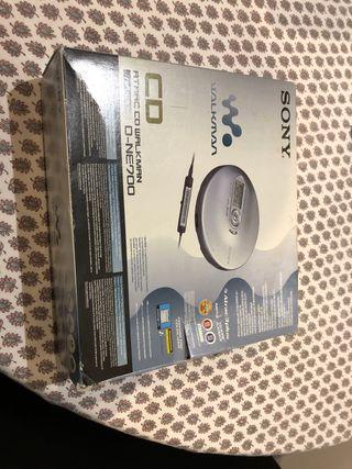 Sony CD Walkman D-NE700 MP3