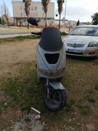 cambio moto por coche sin carnet
