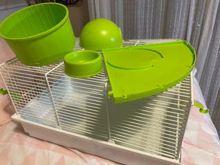 Jaula roedor hamster