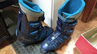 botas esquí