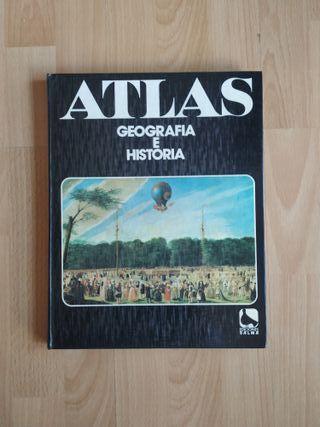 ATLAS DE GEOGRAFIA E HISTORIA