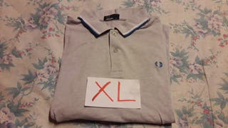 Polo Fred Perry Gris