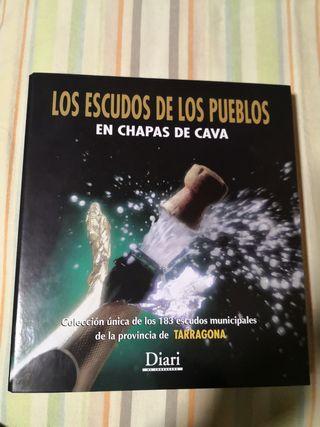 Chapas de cava Diari de Tarragona