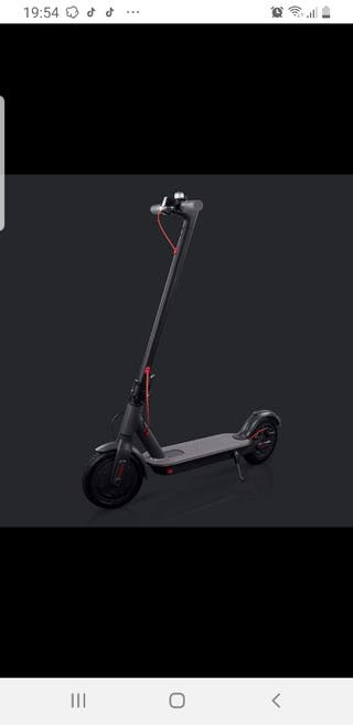patinete eléctrico 7.8 AH tipo xiaomi