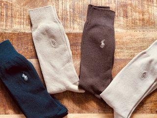 Lote 4 pares calcetines hombre Ralph Lauren