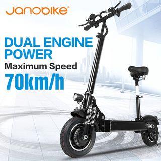 patinete Janobike scooter Eléctrico