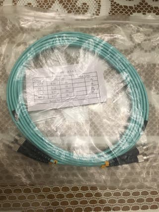 Cable Fibra Optica Multimodo St/st Om3