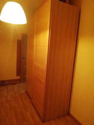 armario 2 cuerpos 1,50 x 2,37