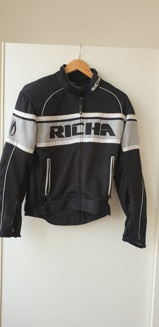 Chaqueta de moto Richa.
