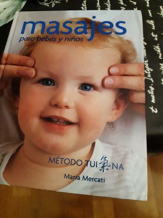 masajes para bebés y niños