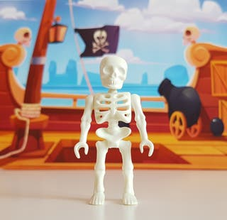 Playmobil Esqueleto