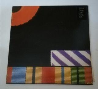 Disco vinilo Pink Floyd-The Final Cut.