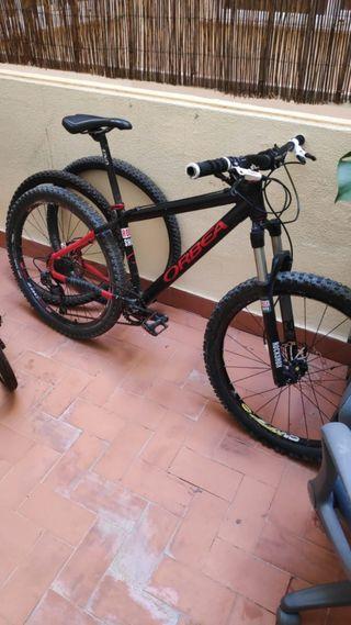 Despiece Bicicleta Orbea