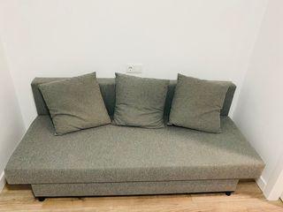 Sofá cama 3 plazas ASARUM