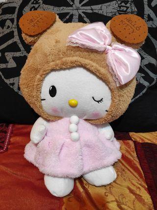 Peluche Hello Kitty edición Biscuit