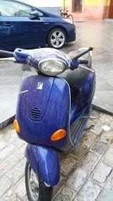 Vespa ET2 49 con ITV ¡¡Cambio por moto 125!!