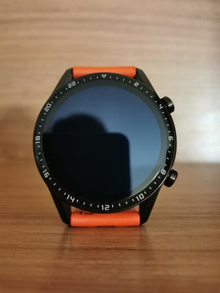 Huawei Watch GT2 Sport 46mm color Sunset Orange