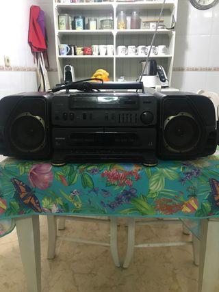 Radio casette Sanyo