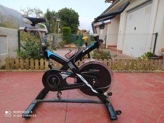 bicicleta spinning BH g5