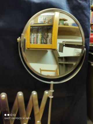 espejo aumento pared