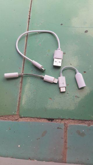 Adaptadores Iphone