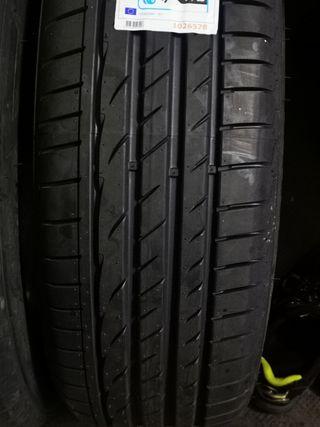 Neumáticos sin estrenar