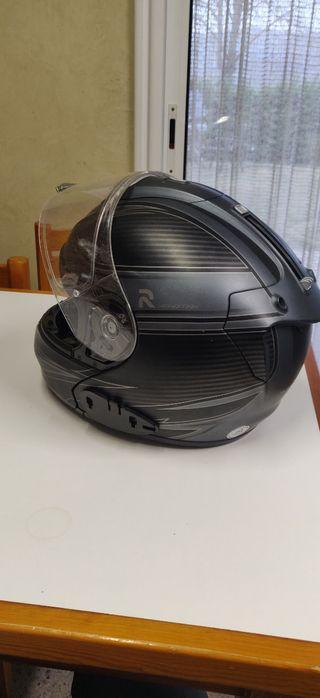 casco modular talla L