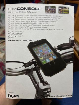 Sujeta teléfonos bicicleta