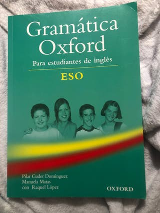 Libro de gramática oxford