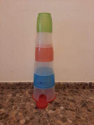 torre apilable imaginarium